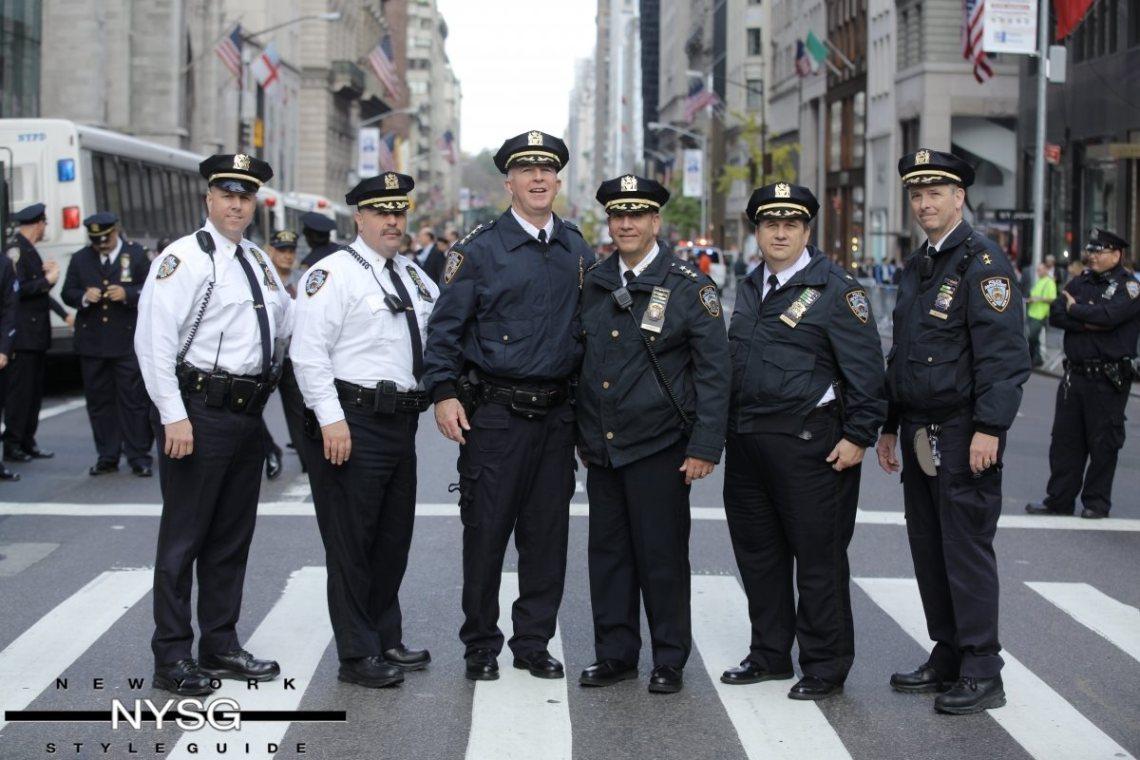 Veterans Day Parade - November 2014 - on 5th Avenue - NYC 7