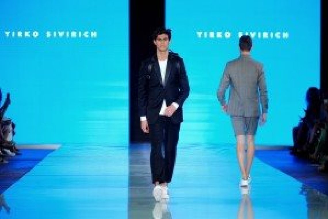 Yirko Sivirich Fashion Show 11
