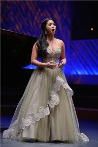 Youngarts Foundation Finalists Participate in National YoungArts Week 9