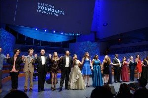 Youngarts Foundation Finalists Participate in National YoungArts Week 31