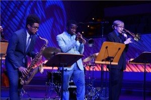 Youngarts Foundation Finalists Participate in National YoungArts Week 37