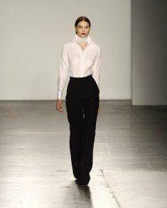 Zang Toi at New York Fashion Week Fall 2017 23