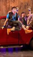 Jon Rua in Hands on A Hardbody on Broadway