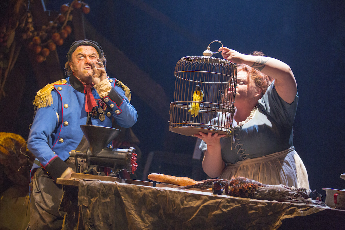 Les Miserables Review: Darkened Stages, Brilliant Broadway ...