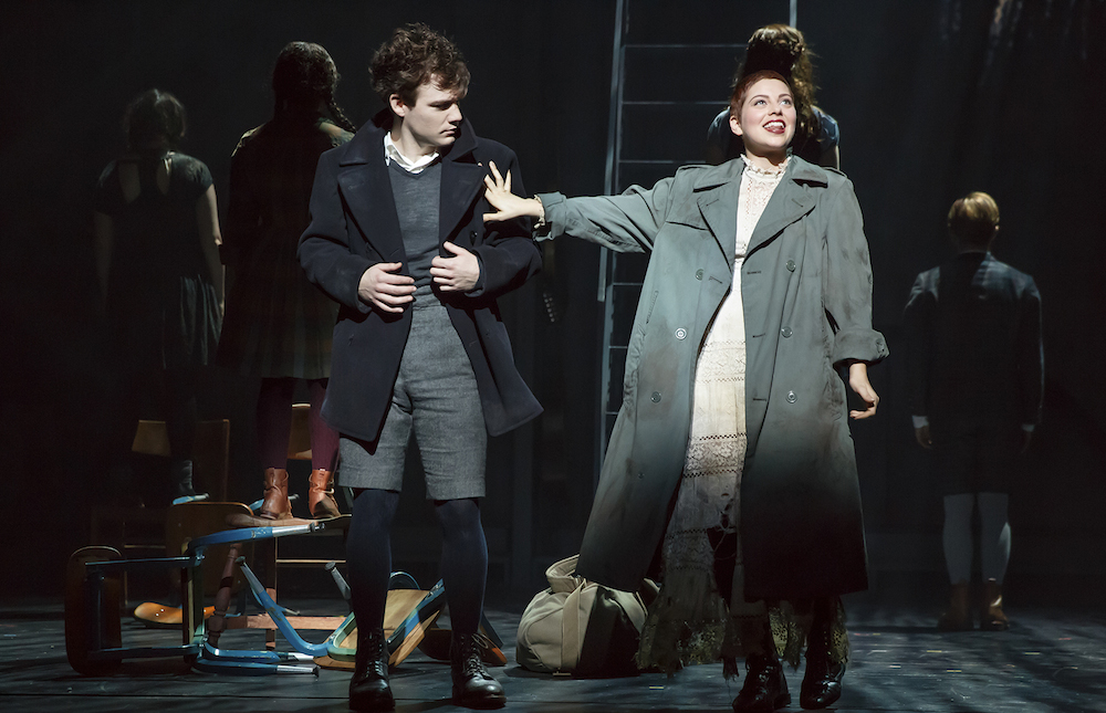 """essays on spring awakening Michele tweeted a photo of the combined casts, writing: """"what an honor joining  my original broadway spring awakening cast in florida."""