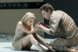Sophia Anne Caruso and Michael C. Hall