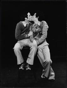 Lovers, 1975. (Actors unidentified.)