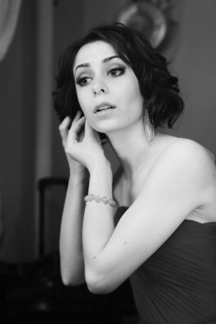 Cristin Milioti: Tony Hot Shots From Vogue