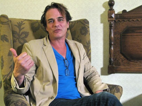 Paul Gross, star of Slings and Arrows