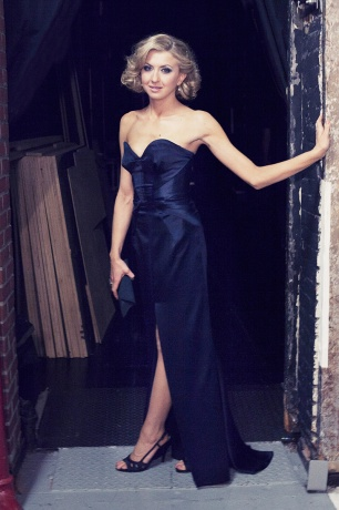 Nina Arianda: Tony Hot Shots From Vogue