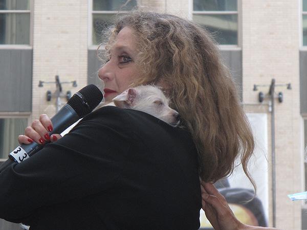 Carol Kane in Broadway Barks 14