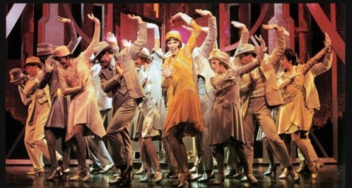 Costumes by Martin Pakledinaz: Throroughly Modern Millie