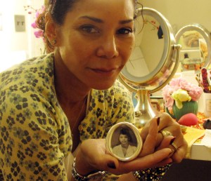 Daphne Rubin-Vega, singer-actress from Rent to Streetcar Named Desire