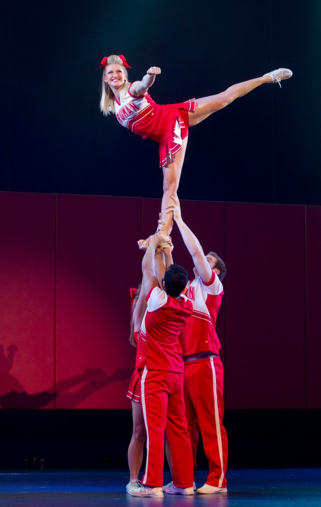 Bring It On the Musical on Broadway