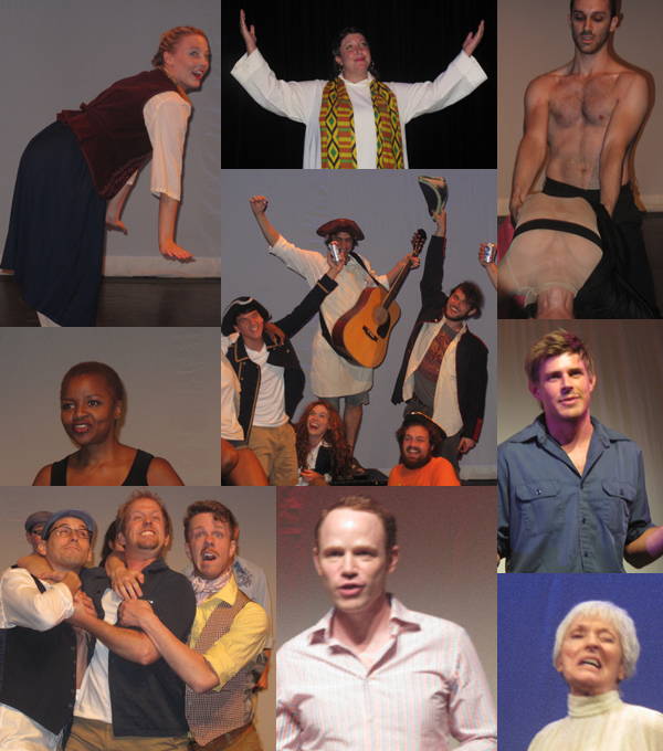 Nine shows from the New York Fringe Festival 2012