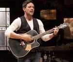 Steve Kazee of Once the Musical