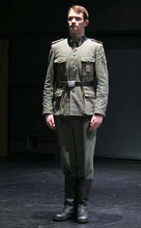 Soldier at Here Arts Center