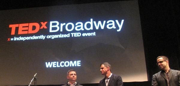 TedXBroadwaywelcome