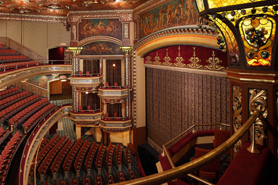The Belasco, one of many reason to love New York theater.