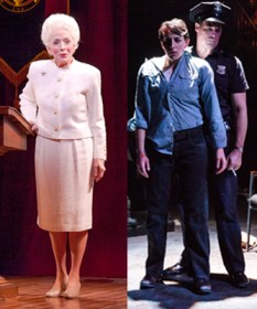 """Ann"" (about Governor Ann Richards)  and ""Hit The Wall"" (about Stonewall) both opened this week."