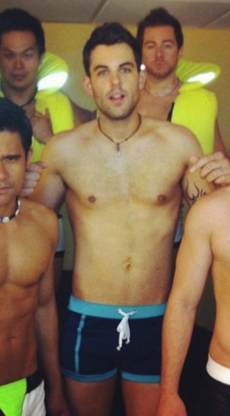 Zak Resnick, Mamma Mia