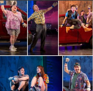 Hands on a Hardbody is closing on Broadway on April 13, 2013