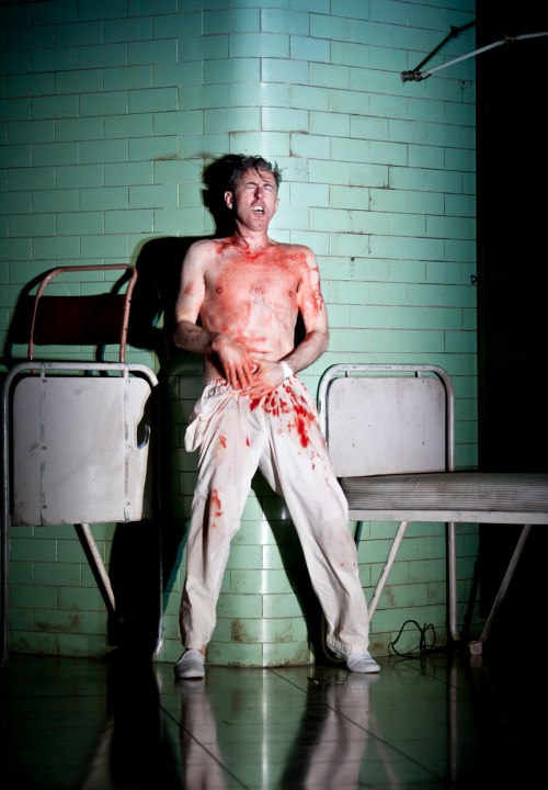 Alan Cumming as Macbeth