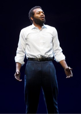 Berry Gordy Jr. (Brandon Victor Dixon)