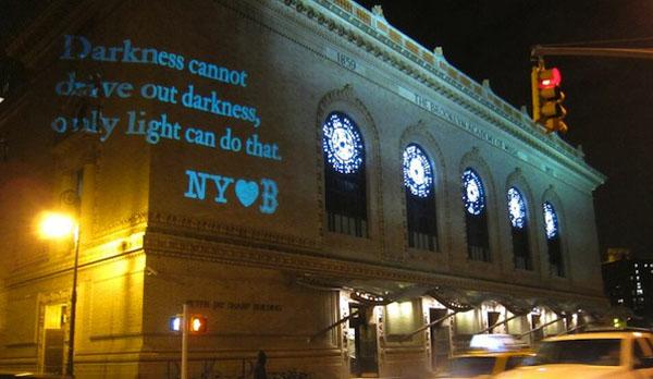 New York Loves Boston