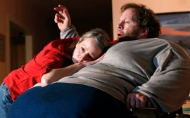 The Whale  Playwrights Horizons Peter Jay Sharp Theater