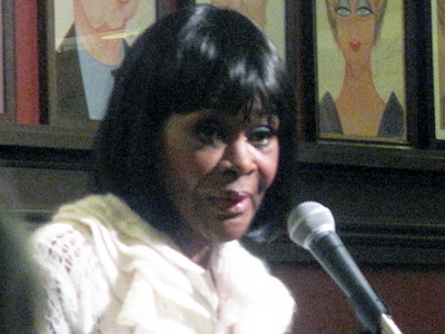 Lead actress Cicely Tyson, The Trip to Bountiful