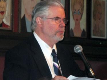 """Christopher Durang, playwright of """"Vanya, Sonia, Masha and Spike"""""""