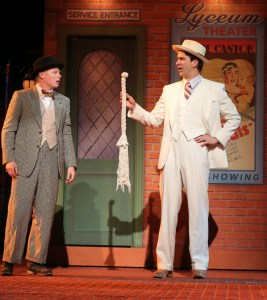 """Jesse Tyler Ferguson and Hamish Linklater in """"The Comedy of Errors"""" in Central Park"""