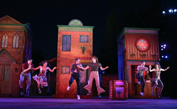 The Comedy of ErrorsPublic Theater/Delacorte Theater