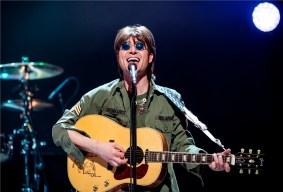 Reuven Gershon as John Lennon