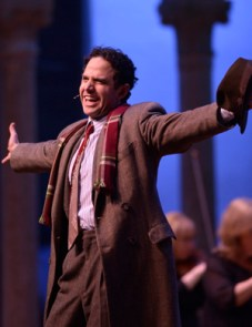 "Santino Fontana in ""She Loves Me"" at Caramoor Festival"