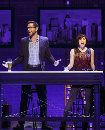 First Date Longacre Theatre