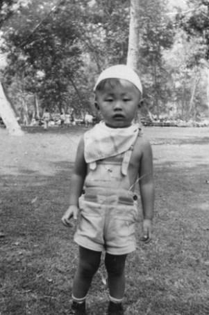 George Takei was born in 1937