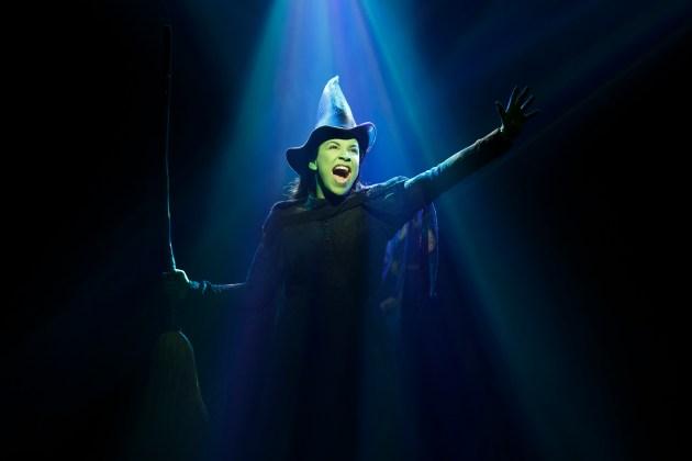 Wicked Gershwin Theatre