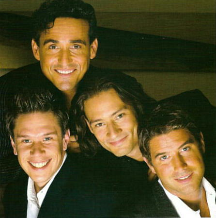 20 at 20 new york theater - Il divo cast ...