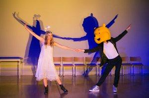 Romeo, Juliet and Winnie the Pooh?