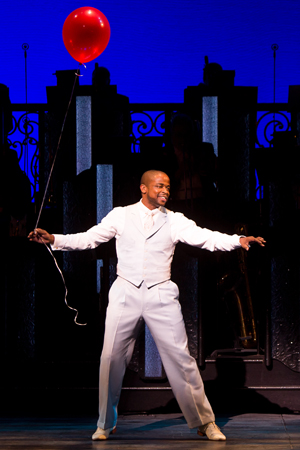 Dule Hill in After Midnight