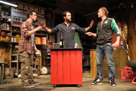 Small Engine Repair MCC - Lortel Theatre