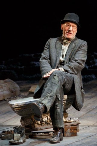 Waiting for Godot Review: Sirs Patrick Stewart and Ian McKellen on