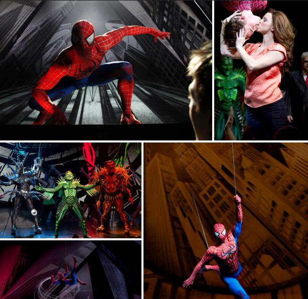 SpiderManmontage