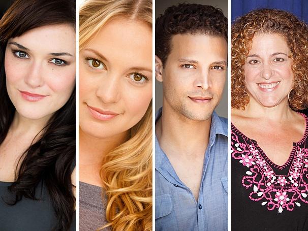 New Wicked cast members