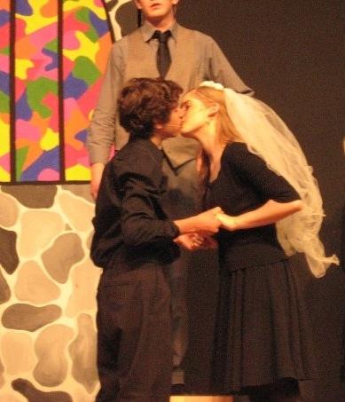 Stage Kiss Tirosh schneider