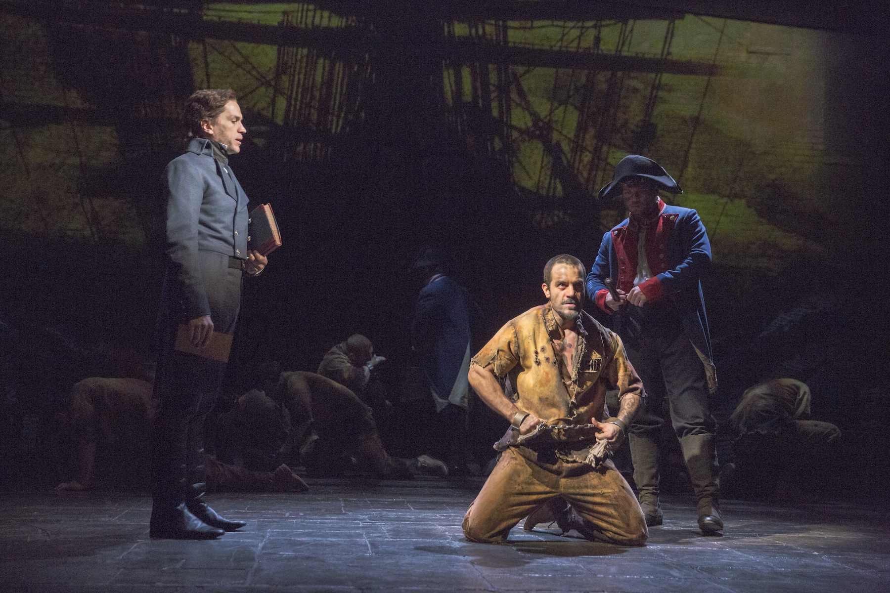 Les Miserables Review: Darkened Stages, Brilliant Broadway