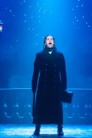 Will Swenson as Javert in Les Miserables on Broadway