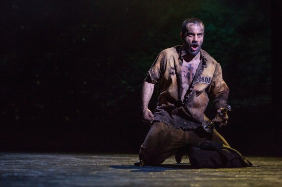 Ramin Karimloo as Valjean